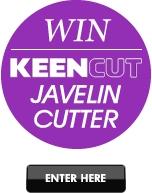 Win a Javelin Cutter Series 2